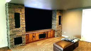 faux stone accent wall faux stone accent wall trending now combining wood and textures faux stone faux stone accent wall