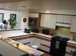 Renovate Kitchen Cabinets Old Kitchen Cabinet Remodel Monsterlune