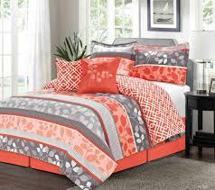furniture good looking orange and gray