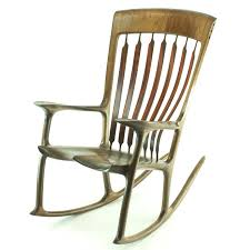 wooden rocking chairs.  Rocking With Wooden Rocking Chairs N