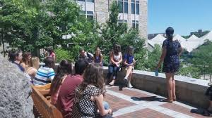 Boston College and Boston University | Summerfuel Blog Two very different campuses in one day helped students began to articulate their criteria for choosing a college campus.