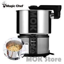 Magic Chef Kitchen Appliances Magic Chef Mek 1300s Electric Multi Mini Cooker 13l Compact