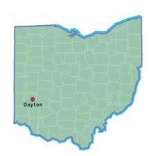 directions dayton aviation heritage national historical park Dayton Map state map with dayton starred dayton mapquest