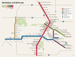 San Jose Light Rail Map Houston Metro Rail Map