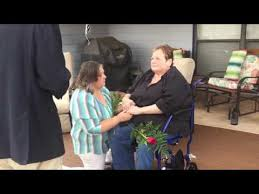 Wedding Ceremony for Veronia Mae Wallace & Ronald (Ronnie) Dwayne Weeks -  YouTube