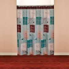 bathroom accessories set walmart. black and white shower curtain walmart | rod bathroom accessories set