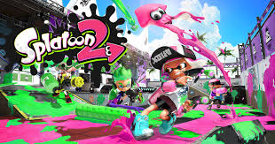 <b>Splatoon</b> 2 for Nintendo Switch – Official Site