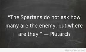 Spartan Quotes Delectable Spartans Quotes