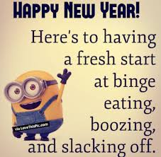 Funny Quotes About New Years Eve