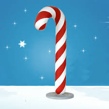 Large Candy Cane Decorations Large Outdoor Candy Cane Decorations Outdoor Ideas 23