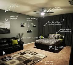 Bedroom Designs For Guys Best 25 Modern Mens Bedroom Ideas On