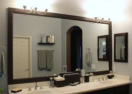 Heated Bathroom Mirrors Interior Large Bathroom Mirrors With Lights Country Kitchen