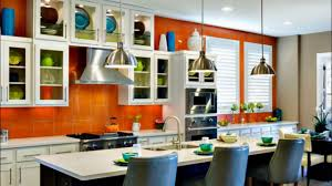 Orange Kitchen Orange Kitchen Color Trend Youtube