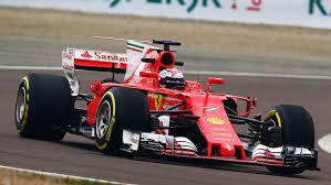 Ferrari Für Die Formel 1 Saison 2017 Fotos Und Infos Auto Motor Und Sport
