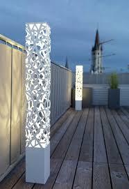 patio floor lighting. Architecture: Outdoor Floor Lamps For Patio Cool Lighting G