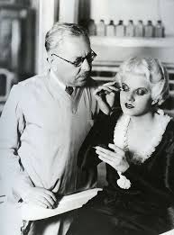 max factor and jean harlow c 1930