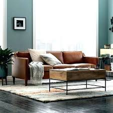 camel color leather couch sofa wonderful this beautiful sectional