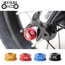 <b>1pc</b> Durable Bicycle Hubs Nut Fixed Gear <b>Quick Release</b> Road Bike ...