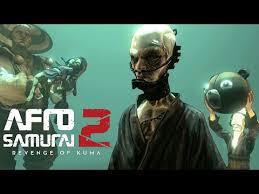 <b>Afro Samurai</b> 2: The Revenge of Kuma - Volume 1 Launch Trailer ...