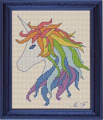 Cross Stitching Patterns New Free Cross Stitch Pattern Unicorn DIY 48 Ideas