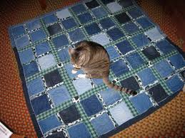 Denim Quilt from way back when….. – Ruth Brown Quilts & 2008 denim quilt finished ... Adamdwight.com