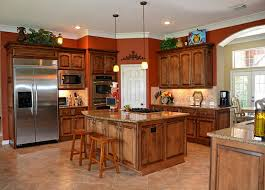 Above Kitchen Cabinets Ideas Cool Decorating