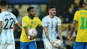 Argentina vs Brazil live online: scores ...