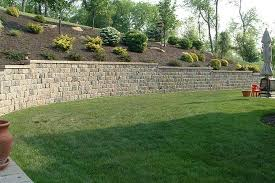 retaining walls pittsburgh landscaping contractor pittsburgh stone waterscapes