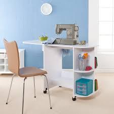 Harper Blvd White Folding Sewing Machine Table - Free Shipping ... & Harper Blvd White Folding Sewing Machine Table Adamdwight.com