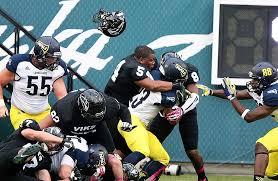 Dennis Taylor 2015 Football Portland State University