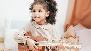 The tabla is made of wood and its upper portion is made of stretched animal skin. Top 10 Instruments For Children To Learn To Play Music Namm Foundation