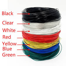 Choose cable lighting Besa Lighting Mroll Teflon Electrical Kabel Wires Insulated Colored Electrical Copper Wire 05mm Electric Cable Color Choose Ylighting Mroll Teflon Electrical Kabel Wires Insulated Colored Electrical