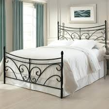 Wrought Iron Bed Frame Queen Large Size Of Iron Beds Bed Frames ...
