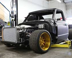 Truck chevy c10 project trucks : 1972 Chevrolet C10 R Project Truck to be Spectre Performance SEMA ...