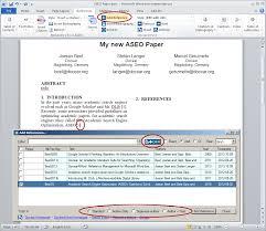User Manual Docear