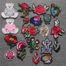 new style cartoon <b>bear patch</b> cartoon pattern <b>fashion</b> embroidery ...
