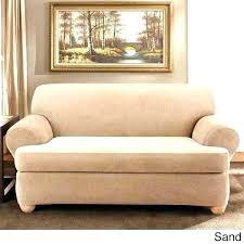 2 piece sofa slipcover t cushion chair covers 2 cushion sofa slipcover 2 piece t cushion sofa covers sure fit sure fit metro 2 piece sofa slipcover