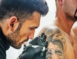 Zdeněk Zvoníček Tetování Tetování Zděnek Zvoníček Praha 6