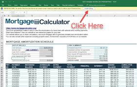 Loan Calculation Template Amortization Schedule Template Excel Loan Calculation