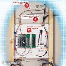 cable and telephone wiring the family handyman cable and telephone wiring