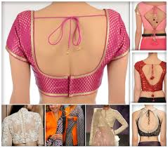 Different Types Of Blouse Back Neck Designs 2016 Top 80 Types Of Blouse Design Patterns For Fashion Stylish Women
