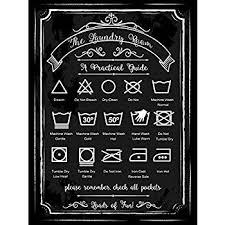 popular items laundry room decor. Laundry Guide Metal Sign, Home Decor, Modern Room Decoration Popular Items Decor