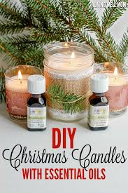 essential oil candles. Fine Oil These DIY Christmas Candles With Essential Oils Are Surprisingly Easy And  Fun To Make Plus On Essential Oil