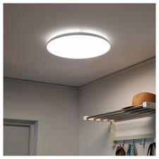 Ikea Nymåne Led Ceiling Lamp White In 2019 Products Ceiling