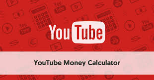 Youtube Money Calculator See How Much Money You Can Make