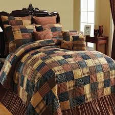 Queen Quilts, Browse the Best Stylish Queen Size Quilt Sale - Home ... & VHC Brands Patriotic Patch Queen Quilt Adamdwight.com