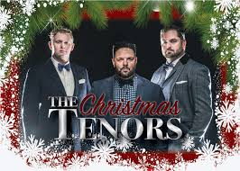 Victory Productions - The Christmas Tenors - Dec. 22nd at 8pm - The Dr.  Phillips Center   Facebook