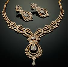 khazana jewellery diamond collections indian bridal diamond necklace diamond