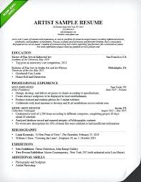 what are some achievements to put on a resume artist resume sample key  achievements to put