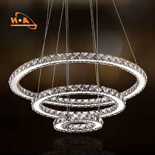 china whole three rings crystal hanging fancy chandelier china crystal chandelier led chandeliers ceiling